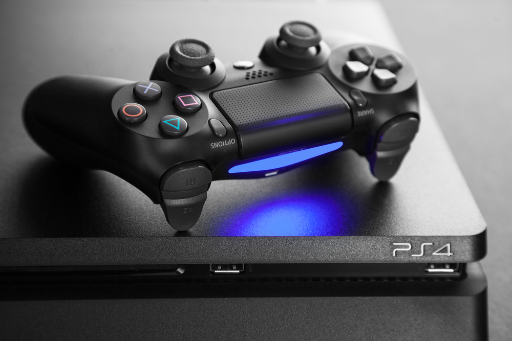 Technological Gadgets and Gizmos - Gaming Console