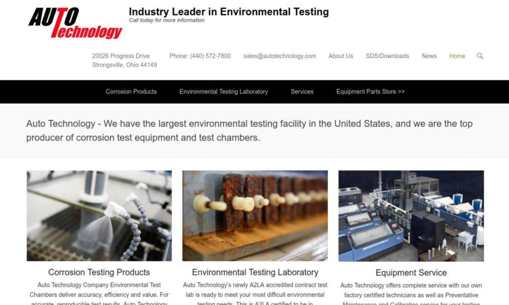 Auto Technology Company