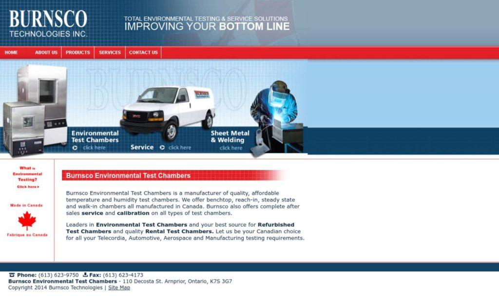 Burnsco Technologies Inc.