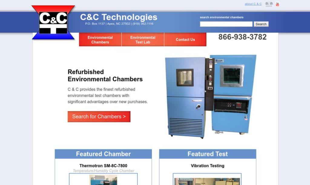 C & C Technologies, Inc.