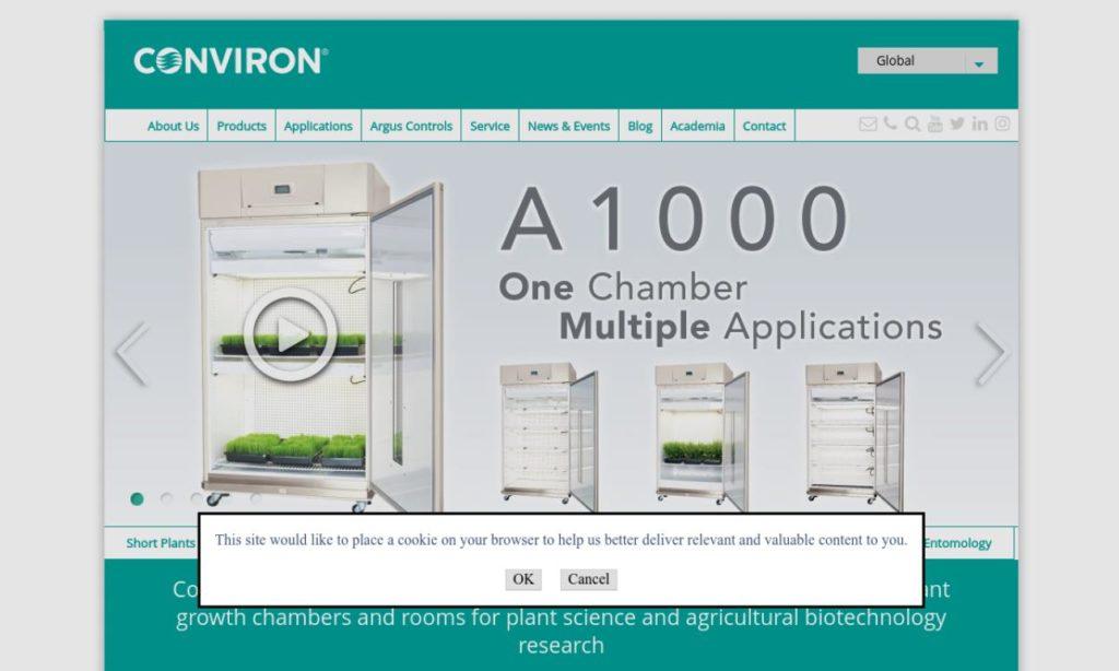 Conviron Ltd.