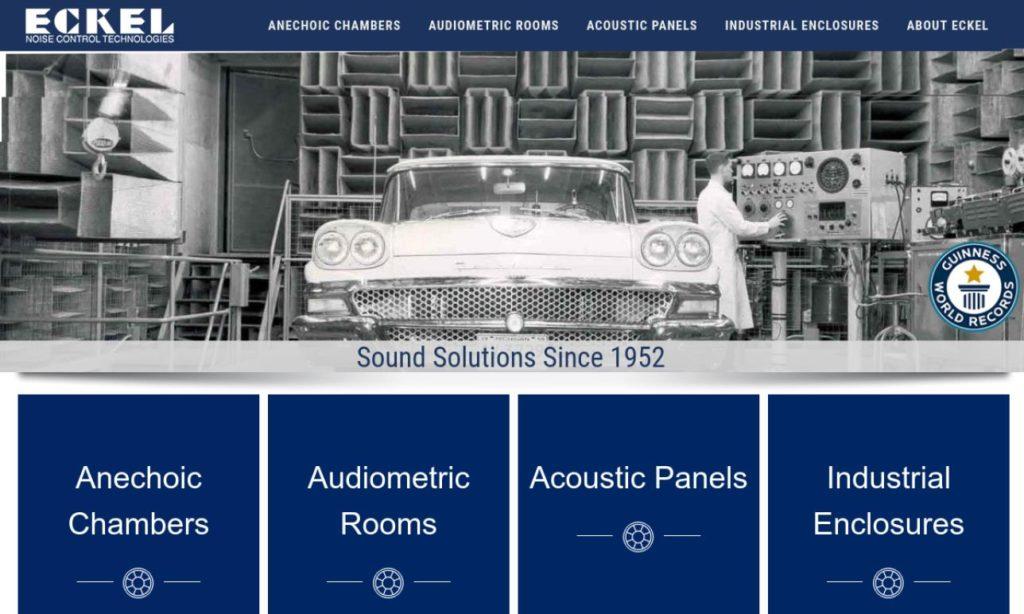 Eckel Noise Control Technologies