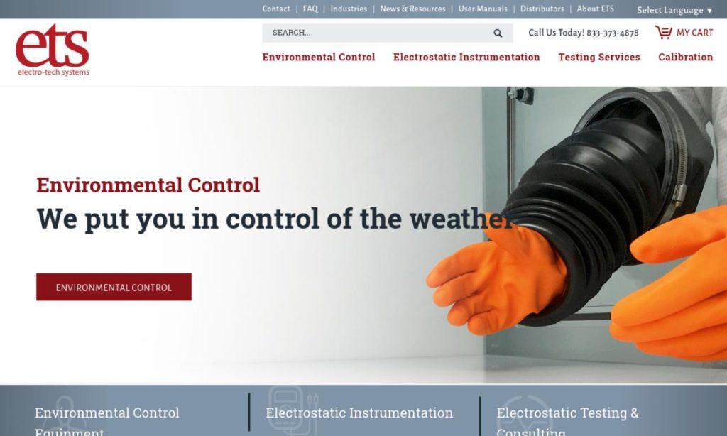 Electro-Tech Systems, Inc.