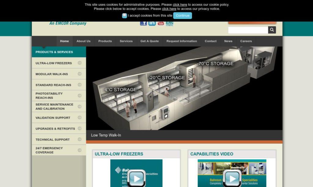 Bahnson Environmental Specialties, LLC