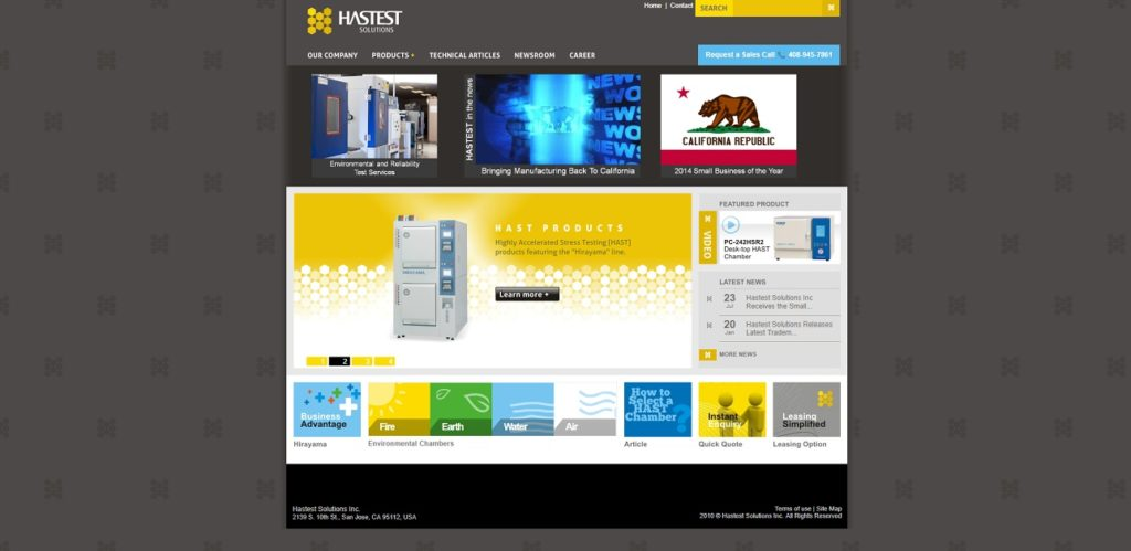 Hastest Solutions, Inc.