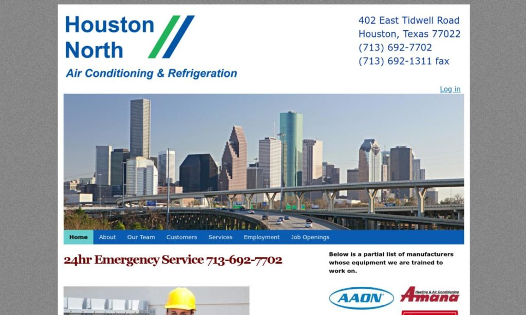 Houston North AC, Inc.