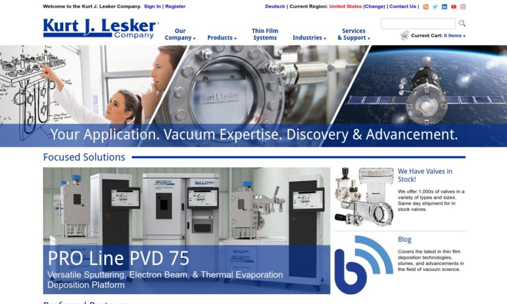Kurt J. Lesker Company