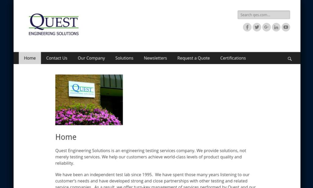 Quest Engineering Solutions