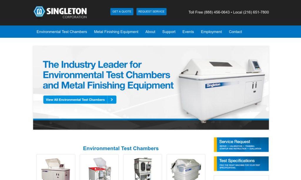 Singleton Corporation
