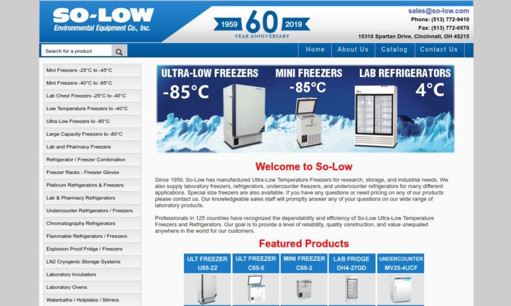 So-Low Environmental Equipment Co.