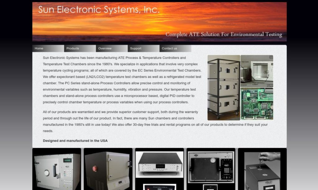 Sun Electronic Systems