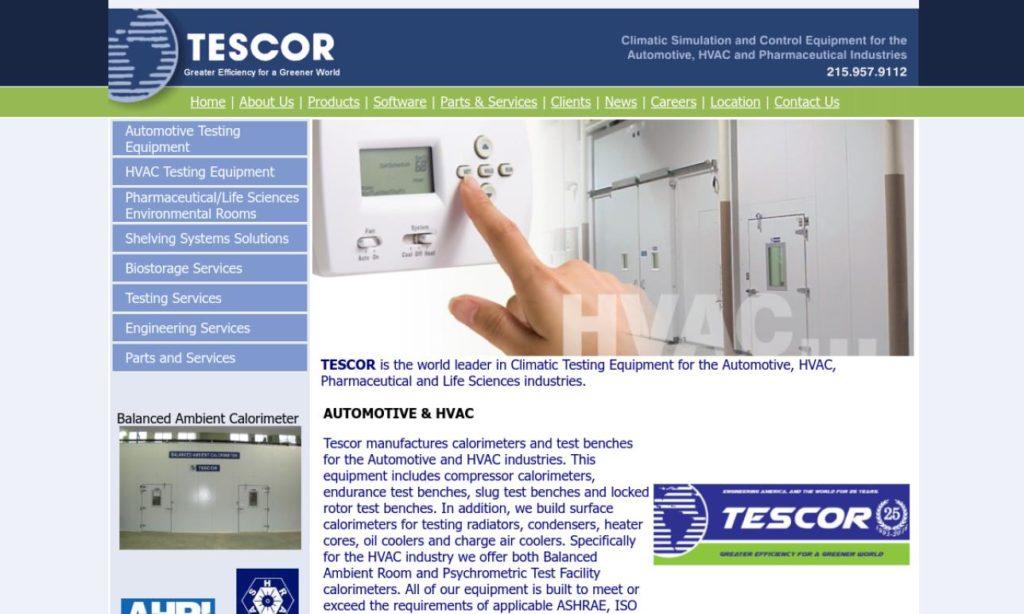 TESCOR, Inc.