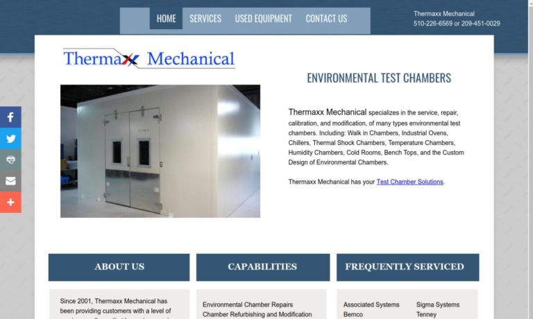 Thermaxx Mechanical