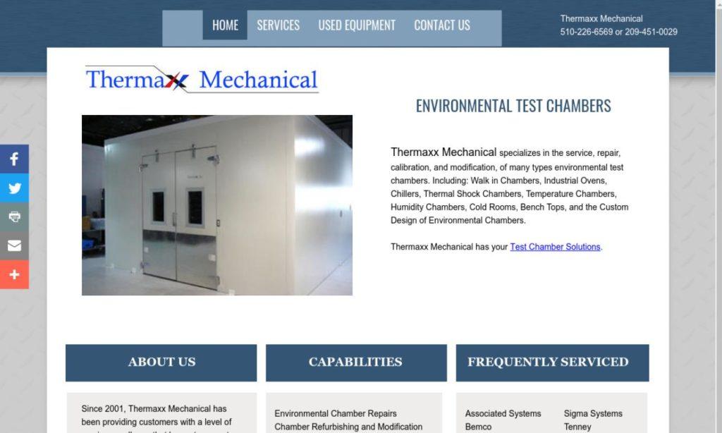 Thermaxx Mechanical