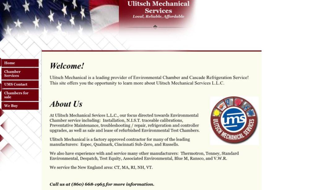 Ulitsch Mechanical Services LLC