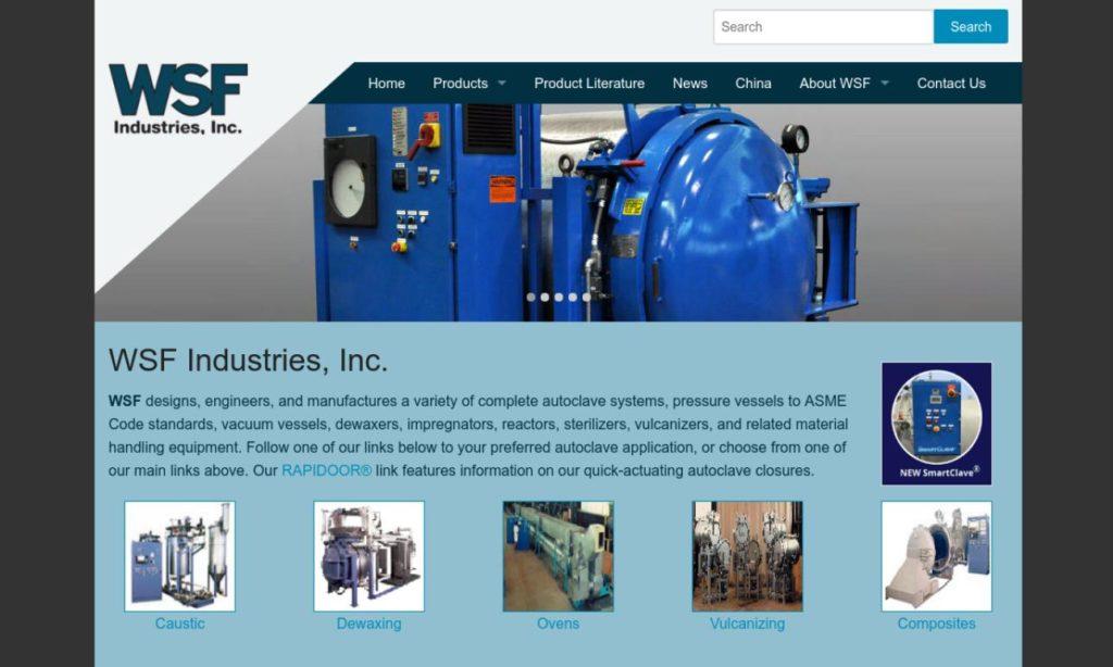 WSF Industries, Inc.